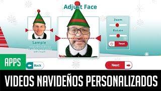 Aplicaciones Para Crear Videos Personalizados De Navidad Youtube