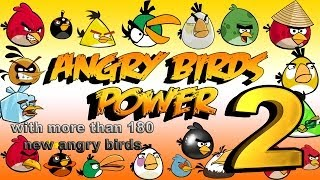Repeat youtube video Angry Birds Powers(part 2)