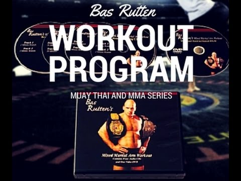 Muay Thai Bas Rutten Audio Workout