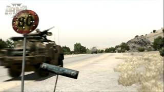 ARMA 2 Mission Editor Tutorial - PART 1/2