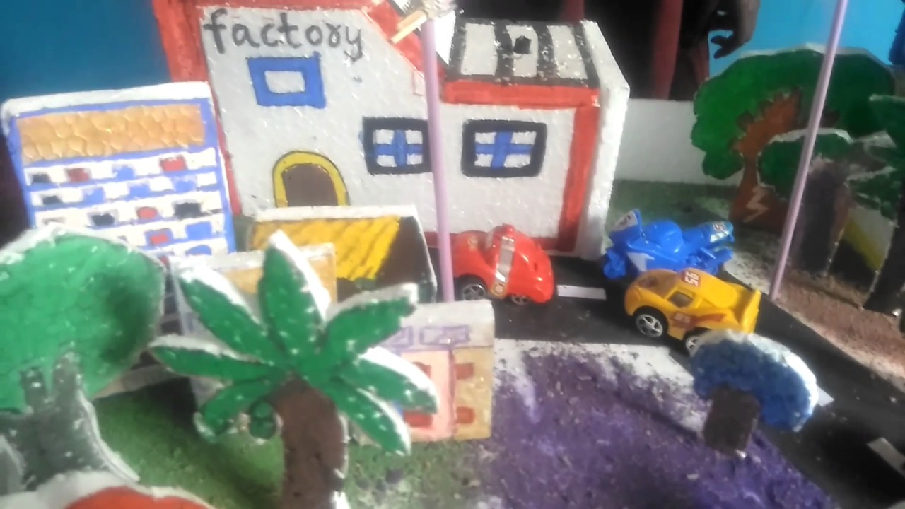 Air pollution (Science fair) SHIVANI MODEL SCHOOL ...