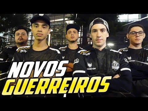 NOVOS GUERREIROS DE R6 DA BLACK DRAGÃO! | VIDA DA CEREJA #08