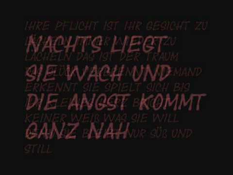 LaFee - Der Regen Fällt (Mit Songtext//With Lyrics) [HQ]