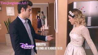 Violetta 3   - Résumé des épisode 21 à 40 -  !