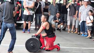 Strongman Challenge 2013