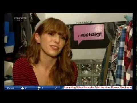 Anna Angelina Wolfers zur schönsten Frau gewählt