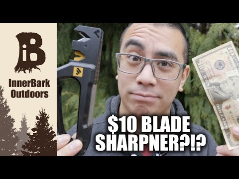 WORK SHARP Pivot Pro REVIEW | Knife Sharpener