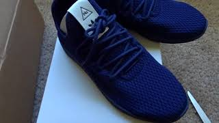 Adidas Pharrell Tennis Hu - Unboxing