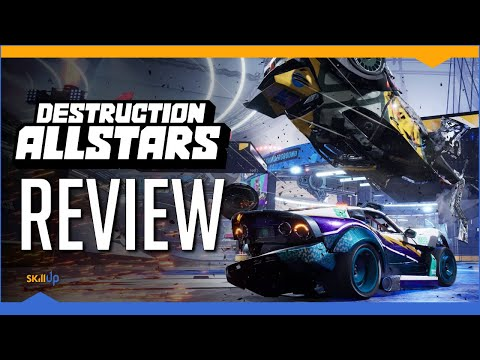 I do not recommend: Destruction AllStars (Review)