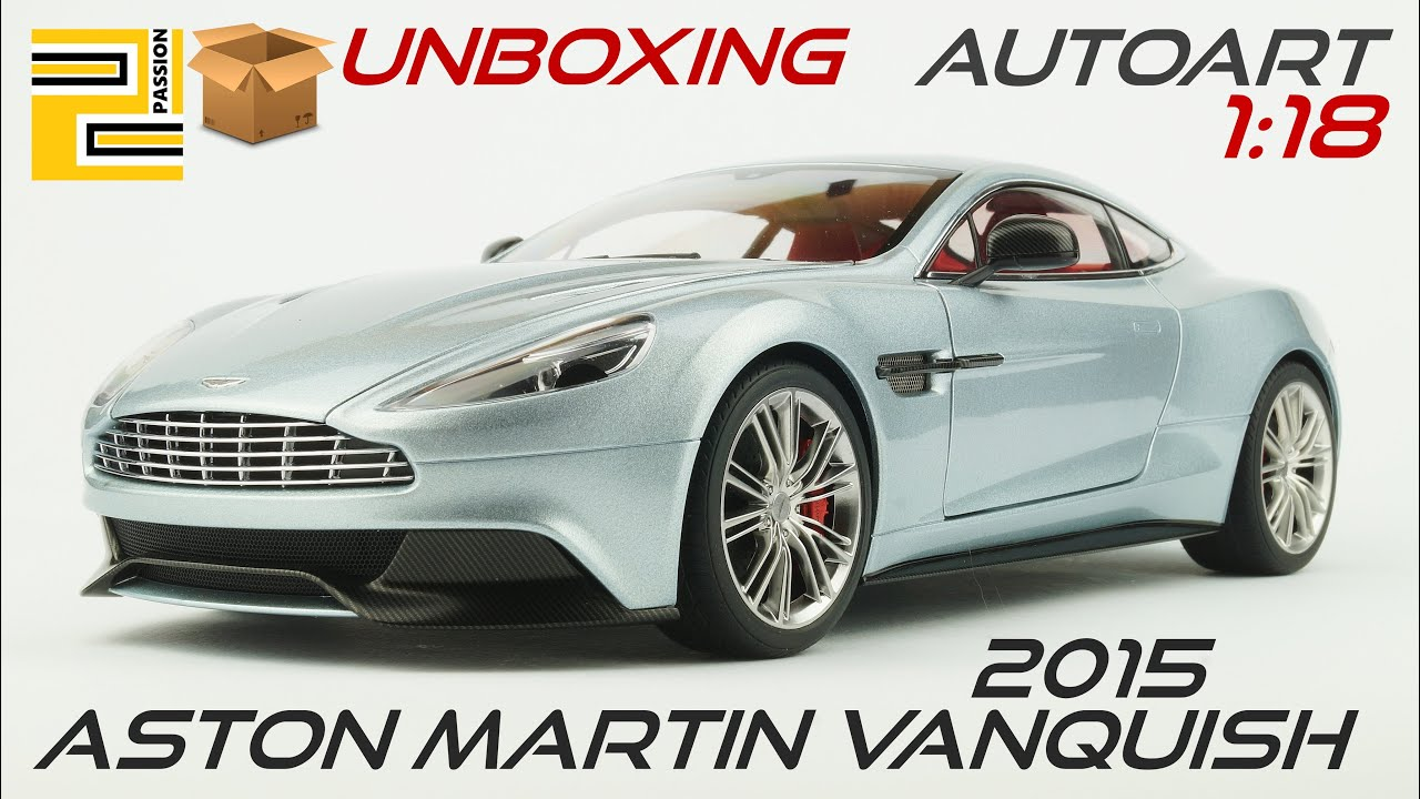 aston martin vanquish 2015 blue. unboxing aston martin vanquish 2015 118 autoart skyfall silver youtube blue
