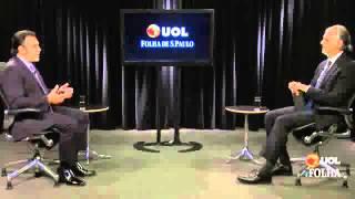 Pr. Marco Feliciano dar Entrevista ao Portal UOL FOLHA DE SÃO PAULO