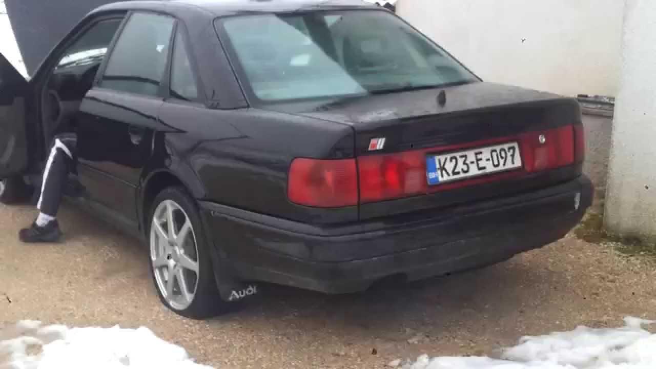 Audi V8 2015 >> Audi S4 4.2 V8 brutal exhaust - YouTube