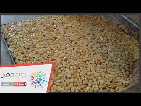 إقبال من الأقباط على شراء حلوى المولد النبوى فى أسيوط  - 19:54-2018 / 11 / 10