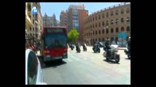 Luz de cruce, Tv Mediterráneo. Día Nacional de la Moto.