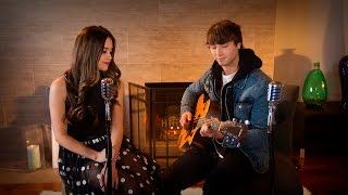 Repeat youtube video Love Yourself (cover) Megan Nicole and Wesley Stromberg