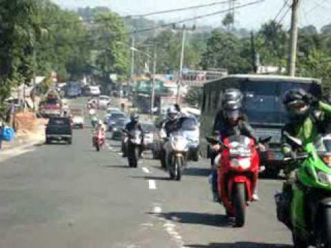 N rc st anniversary ride to villa prabu cisarua youtube
