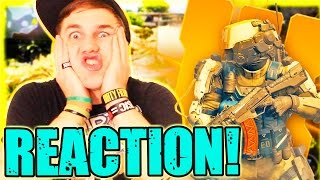 MY GAY BEST FRIEND REACTS to CALL OF DUTY BLACK OPS 3!