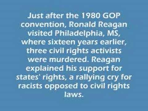 Ronald Reagan States