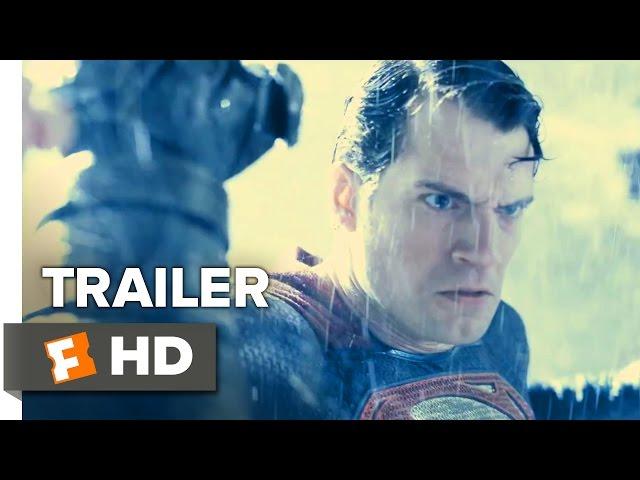 Por fin sale a luz el nuevo tráiler de Superman v Batman: Dawn of Justice
