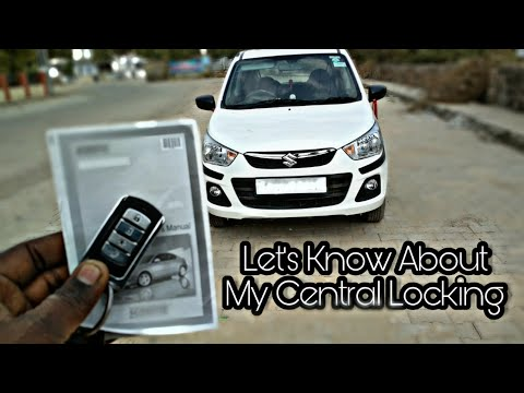 Best Central Locking For Your Car.