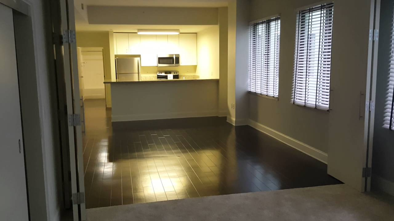 Pegasus Apartments Los Angeles 1 Bedroom Floorplan