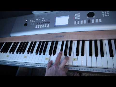 "Easy-to-Play Piano ""God's Not Dead"" by Newsboys (Matt McCoy)"