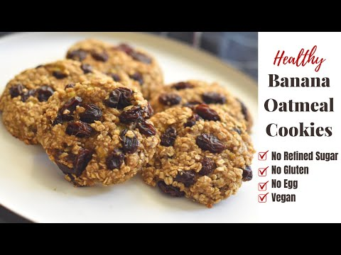 Featured Recipe No Flour Oatmeal Blueberry Cookies