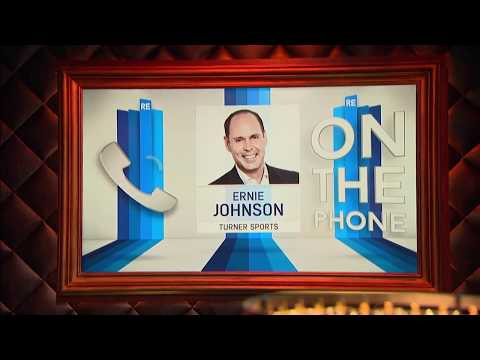 Turner Sports Broadcaster Ernie Johnson Weighs in on 76ers Center Joel Embiid - 12/7/17