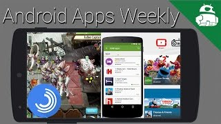 Google Play Store gets ads, YouTube Kids is out, new Square Enix game! - Android Apps Weekly