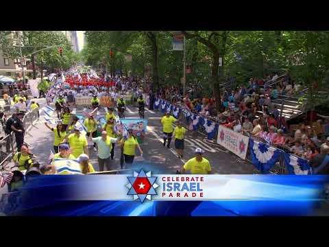 Celebrate Israel Parade 2019 - Rak B'Yisrael