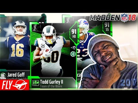 NEW FOOTBALL OUTSIDERS BUT WHERE ARE THEY! NEW 90 OVERALLS!  MUT 18  | Madden 18 Ultimate Team