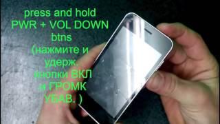 JIAYU JY F1 China Phone Разблокировка Русификация HARD RESET