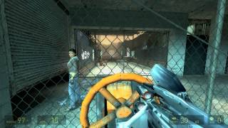 Half-Life 2: Episode One - Exit 17