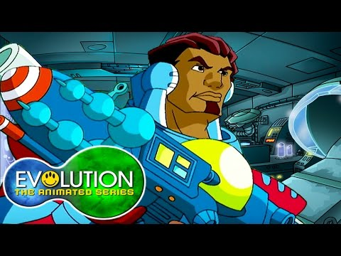 Evolution: The Animated Series | Survival (Part 3) | HD | Full Episode