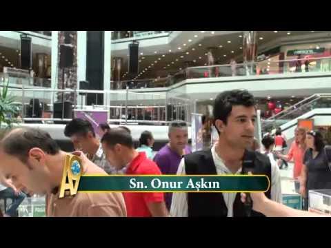 A9 tv kanalının Təkamüllə bağlı qonaqlardan aldığı müsahibə Onur Aşkın