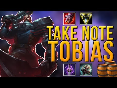 Lourlo - Tobias Fate, This Is How To Play Gangplank
