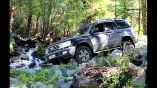 видео экспедиции на внедорожниках