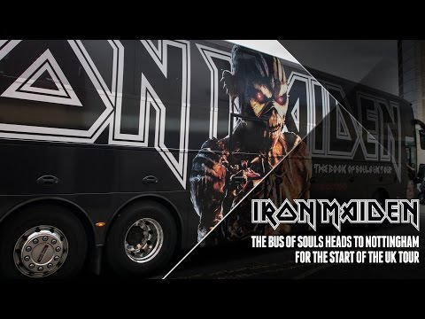 Iron Maiden - The Bus Of Souls