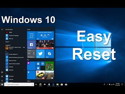 How to reset windows 10 laptop - How to Wipe a Computer Clean & Save Your Data - Free & Easy
