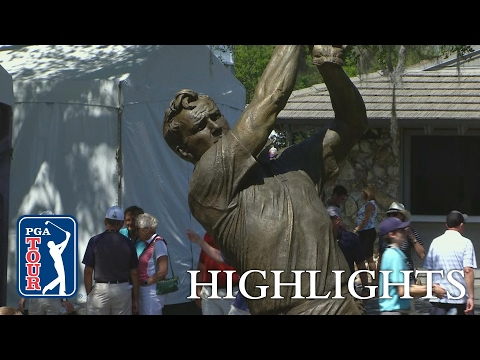 Highlights | Arnold Palmer | Charley Hoffman and Kevin Kisner tied at the top