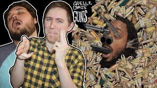 Quelle Chris - Guns Album Review