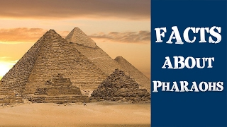 Facts about pharaohs ( the ancient Egyptians )