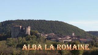 Ardèche - Alba la Romaine