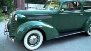 1936 Pontiac Classic Car Video Ad