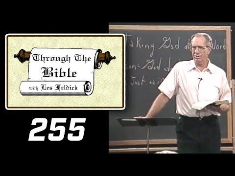 [ 255 ] Les Feldick [ Book 22 - Lesson 1 - Part 3 ] Romans Chapter 5  a