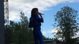 The Darkness - Solid Gold Live @ Hämeenlinna, Finland 1/7/2017