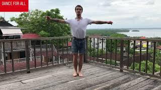 урок №5. Танец SAMBA. Базовые движения.