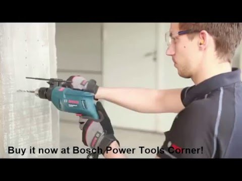 Review::Bosch GSB1300 Home DIY Impact Dril