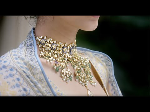 Anita Dongre Fine Jewellery | Spring/Summer 2018