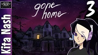 Gone Home Gameplay: I MESSED UP |Part 3| Chill Let's Play - Indie Walking Sim Walkthrough